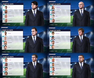 PES 2020 Mod Master League Coach by Sila