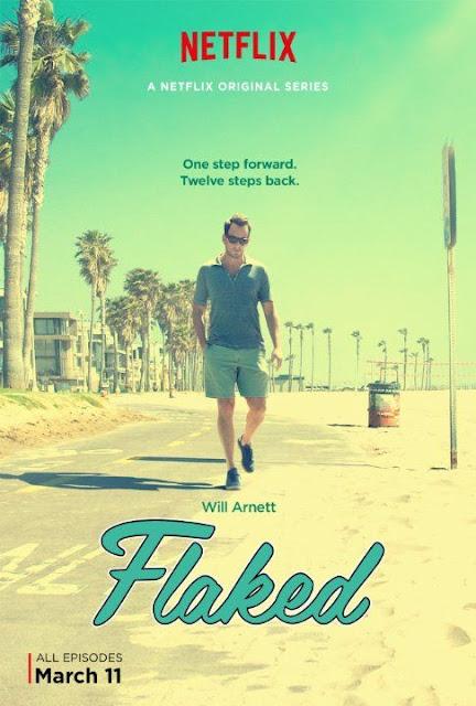 Flaked (2016-) ταινιες online seires xrysoi greek subs