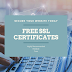 How to get Free SSL Certificates