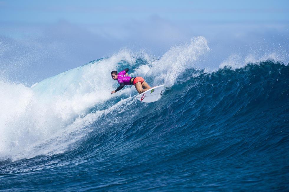 45 Tyler Wright Fiji Womens Pro Fotos WSL  Stephen Robertson