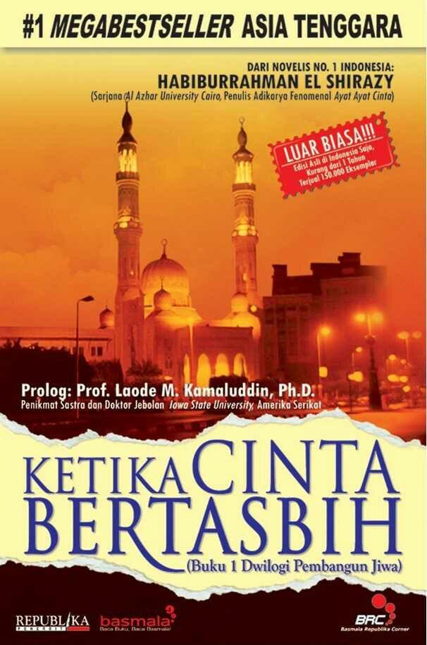Sampul Buku Ketika Cinta Bertasbih - Habiburrahman El-Shirazy.pdf