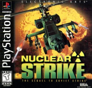 Download  Nuclear Strike - Torrent (Ps1)