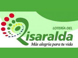 Lotería de Risaralda viernes 6 de diciembre 2019