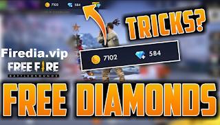 Firedia.vip || Firedia.vip hack 999999 Diamond dan Coins Free fire 2019