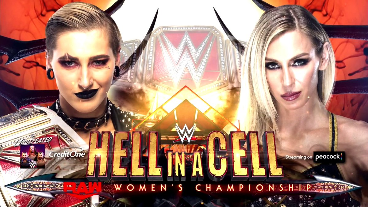 RAW Women's Championship Announced For Hell In A Cell