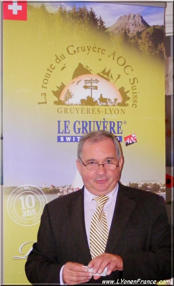Consul Suisse MichelFailletaz