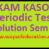 STD 6 TO 8 UNIT TEST(EKAM KASOTI) SOLUTION DATE DATE 8/2/20