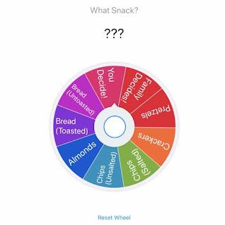 Snack Wheel
