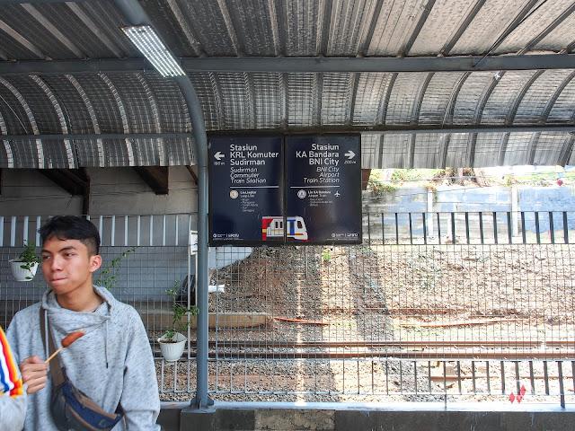 KAI Bandara - BNI City Railink 蘇加諾・哈達機場鐵路 - Soekarno-Hatta Airport Train / KAI Bandara