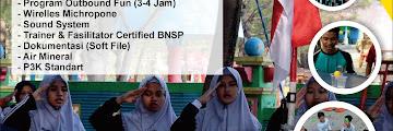 Paket Outbound Edukasi SMP/SMA