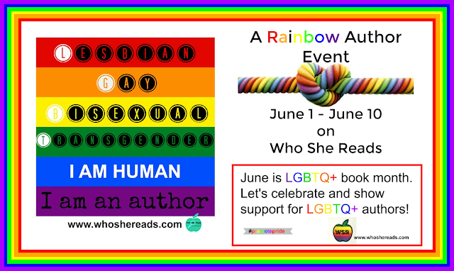 A Rainbow Author Event: Day 4