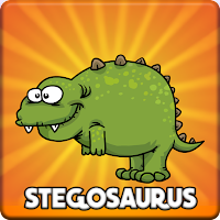 G2J Baby Stegosaurus Esca…