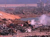 Inikah Penyebab Mengapa Terjadi Ledakan di Lebanon?