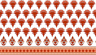 Vector-art-textile-design