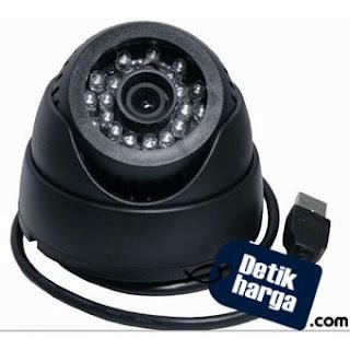 CCTV Micro SD Portable - Hitam