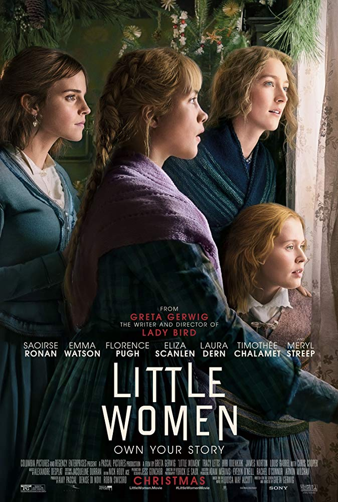 "Movie Review: ""Little Women"" (2019)"