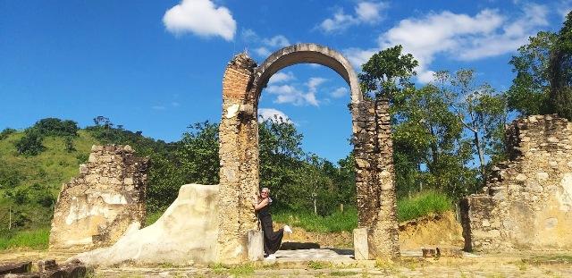 Parque Arqueológico e Ambiental de São João Marco e suas ruínas, um destaque para as belíssimas fotografias