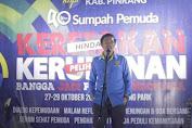 Suhardi Sida, Siap Berkompetisi Di KNPI Kabupaten Pinrang