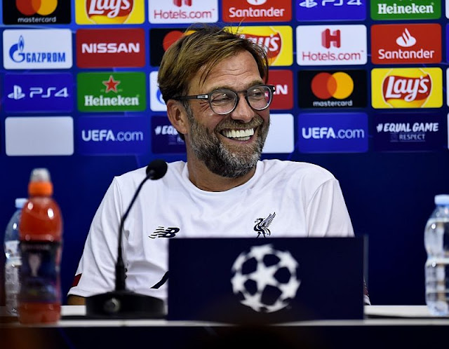 Klopp: Napoli beat Liverpool Highly motivated