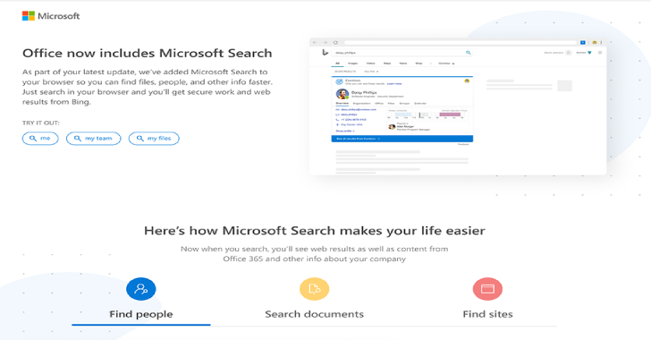 Microsoft Office ProPlus To Switch Chrome Search To Bing