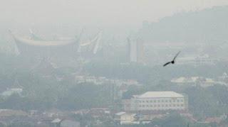 kualitas udara Sumbar