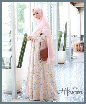 Hawwa Dress Misty