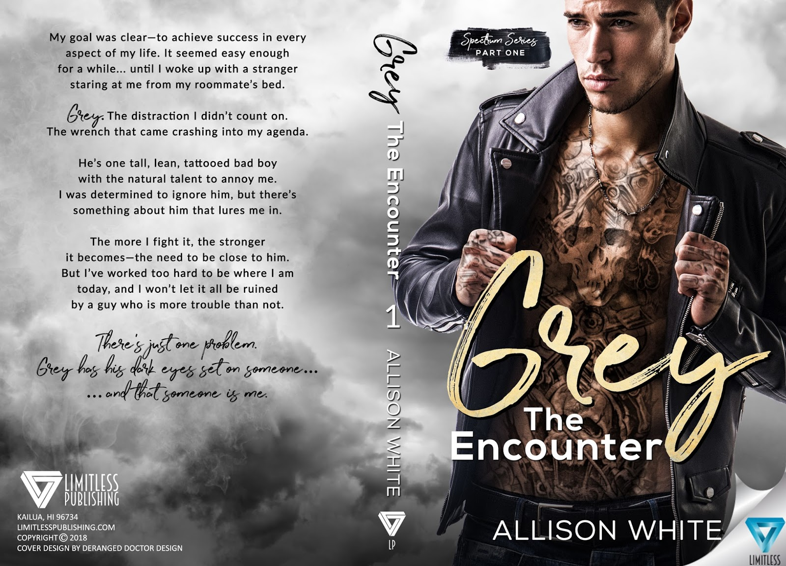 Limitless Publishing: Marketing Blog: COVER REVEAL: Grey: The
