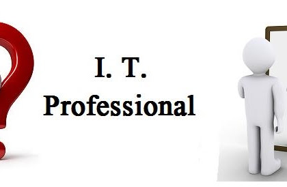 Penjelasan Tentang TI Profesional
