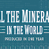 All the World's Metals and Minerals in One Visualization #infographic