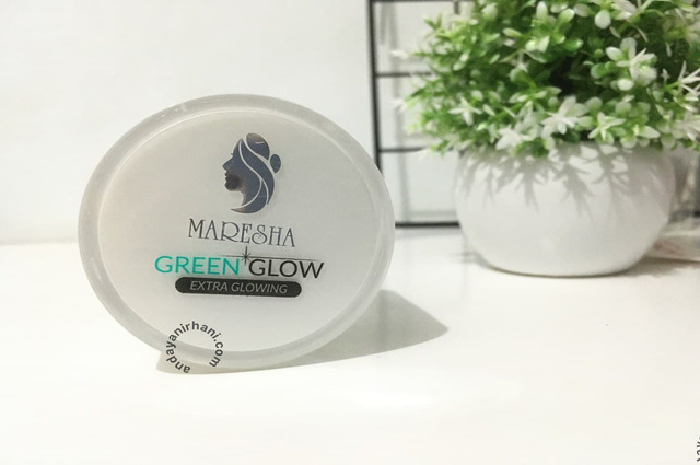 maresha green glow