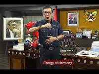 Menkumham RI Yasonna Laoly: Dirgahayu KNPI, Energy of Harmony