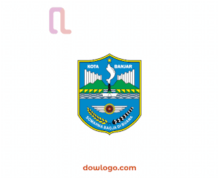 Logo Kota Banjar Vector Format CDR, PNG