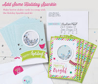 CTMH September Holiday Sparkles
