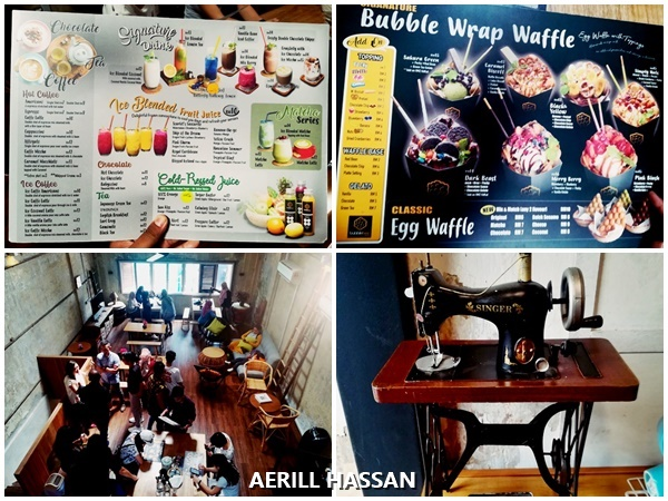 BUBBLE BEE CAFE