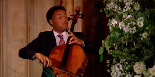 Cellist at Duke and Duchess of Sussex Wedding awarded an MBE 2020