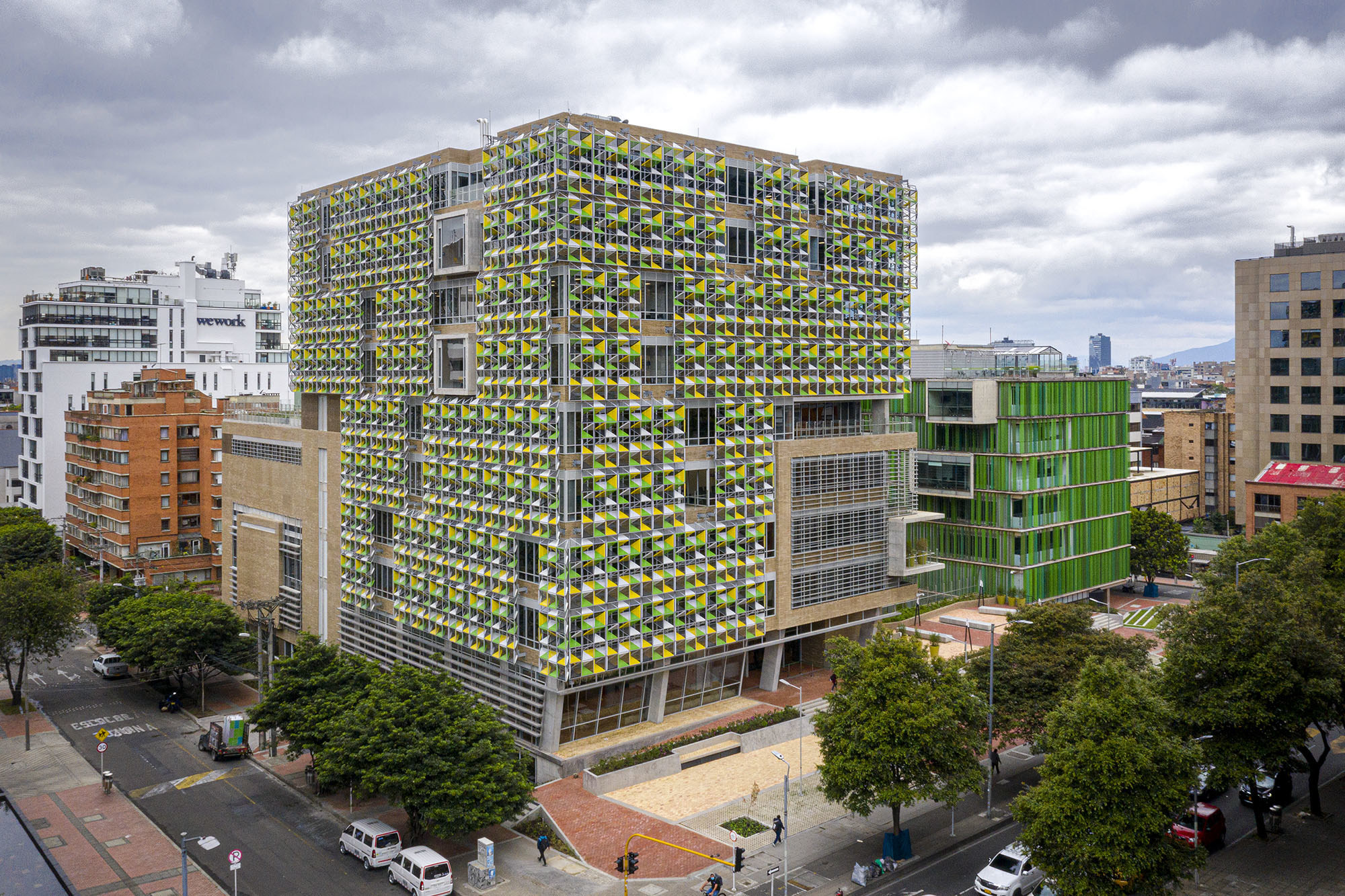 """Cradle to Cradle Inspired """"Project Legacy"""" Building, Designed by William McDonough + Partners, Comes to Life"""