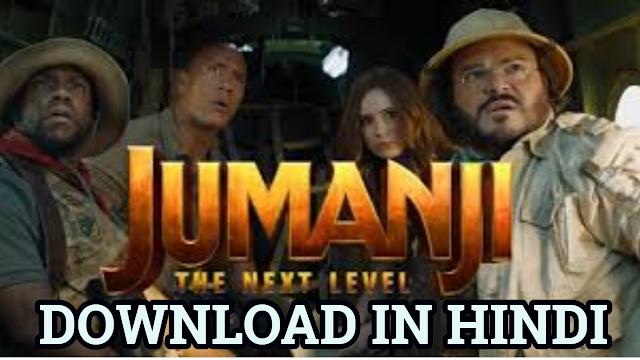 jumanji the next level movie download hindi