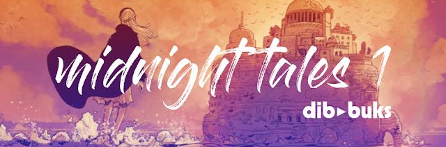 MIDNIGHT TALES,  de Colectivo Bablet, Singelin, Sourya, Bordier y Gax