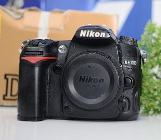 Jual  Kamera Bekas DSLR Nikon D7000