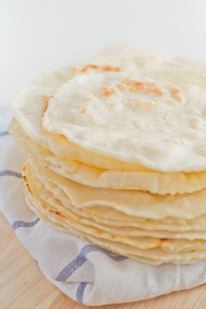 Tortillas - danceofstoves.com