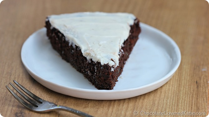 Weight Watchers Avocado Chocolate Cake