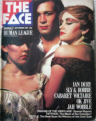The Face Number 17 (Sept 1981) ft. The Human League