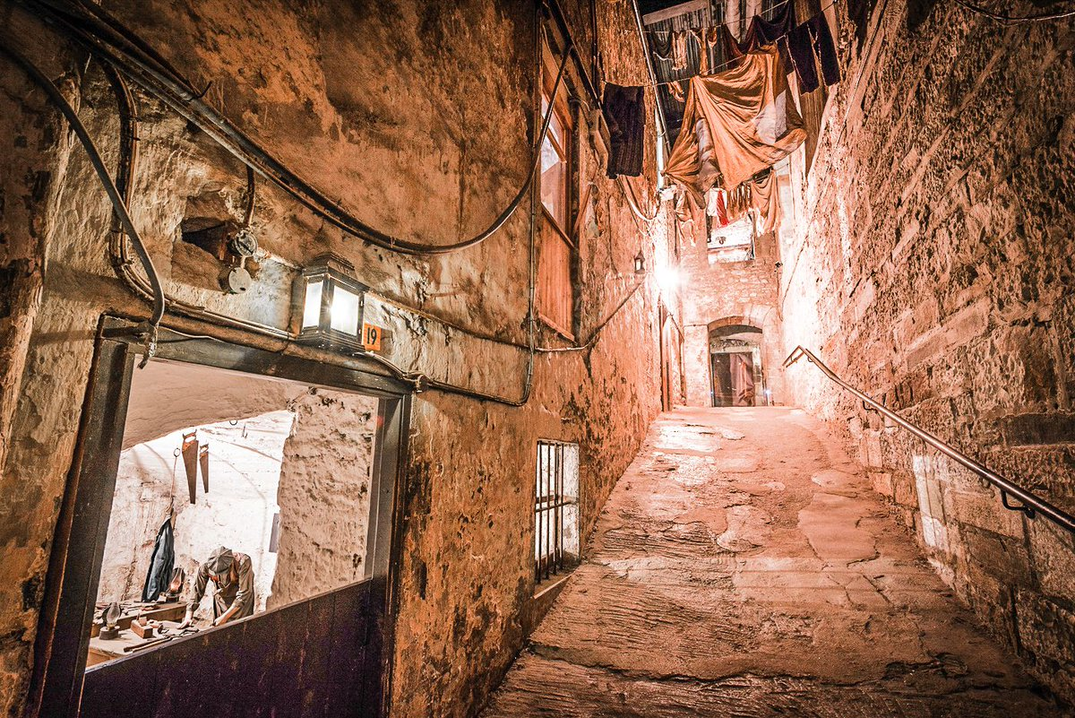 Maggie's City Guide to Edinburgh - The Real Mary King's Close