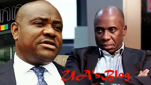 You're Not The Owner Of Rivers State – Wike Tells Amaechi