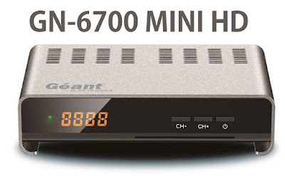 ملف قنوات geant gn-6700 mini hd جديد ومرتب احسن ترتيب