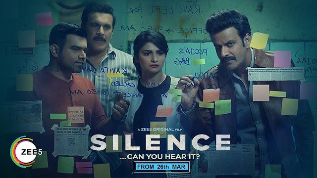 Silence.. Can You Hear It? (2021)