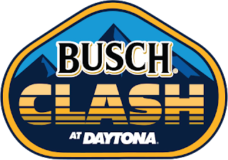 Busch Beer - Title Sponsor for The Clash (#NASCAR)