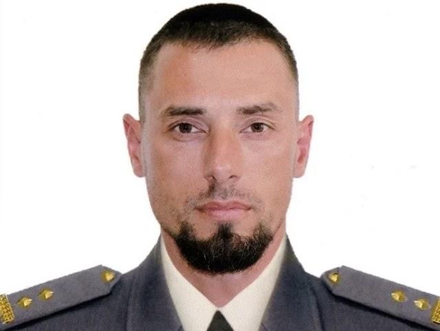 Бойовики через тиждень передали Україні тіло загиблого співробітника СБУ Каплунова