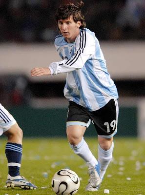messi mundial 2006
