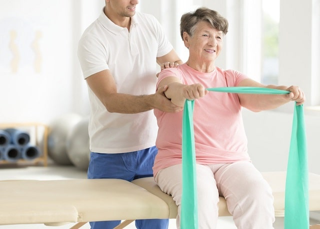 how physiotherapy helps strokes patients